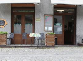Albergo Gusmeroli, Tirano