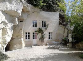Le Troglo, Бомон-ан-Верон (рядом с городом Avoine)