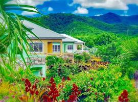 Victory Villas Antigua, Bolans (Crab Hill yakınında)
