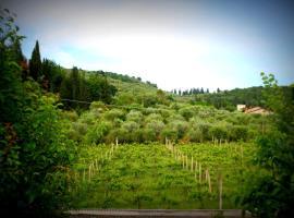 Le Pietre, Arezzo (Monistero Saccione yakınında)