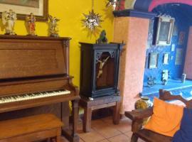 Hotel boutique Posada San Ángel, Chapala