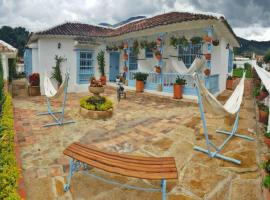 Casa Hotel Santa Helena, Villa de Leyva