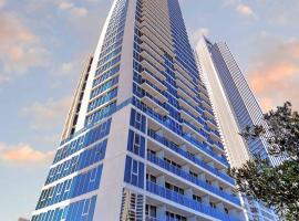 Luxury Ocean View 2 Bedrooms Apartment in 5 Star Tower