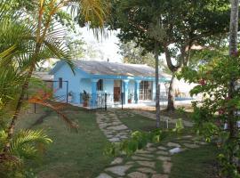 Relais Villa Tobago ...Un sueño Caribeño.., Boca Chica (Jubey yakınında)