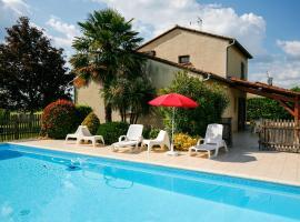 Maison De Vacances - Vélines, Bonneville-et-Saint-Avit-de-Fumadières