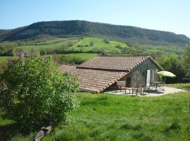 Maison de campagne près de Millau, Saint-Beaulize (рядом с городом Ceilhes-et-Rocozels)