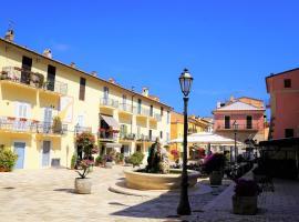 CIRCE CASA VACANZA - Centro storico - 650 mt dal mare, San Felice Circeo (Sant'Alfonso yakınında)