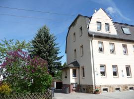 "Ferienwohnung ""Alina"", Limbach-Oberfrohna, Limbach - Oberfrohna (Niederfrohna yakınında)"