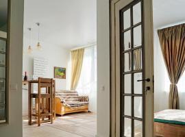 Apartment Smolenka