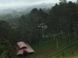 Villa La Loma Jarabacoa, Cercado Alto (El Río Arriba yakınında)