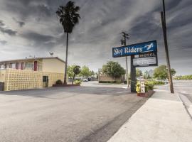 Sky Riders Motel, Sacramento (in de buurt van Freeport)