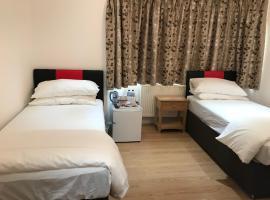 Oxford Bed and Breakfast, Оксфорд (рядом с городом Islip)