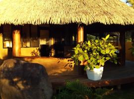 Omati Lodge, Taravao