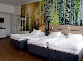 Place to Sleep Hotel Pori, Пори