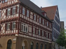 "Quartier ""Zur Alten Apotheke"", Brackenheim (Lauffen am Neckar yakınında)"