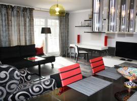 """Residenz """"Zum Kronprinzen"""" Wohnung Nr.10"""