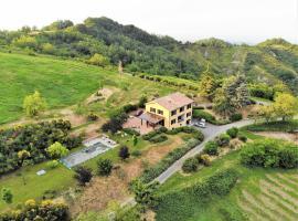 Case Crovina, Salsomaggiore Terme (San Vittore yakınında)
