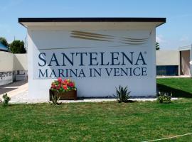 Marina Santelena Resort, Venedik (Isola della Certosa yakınında)