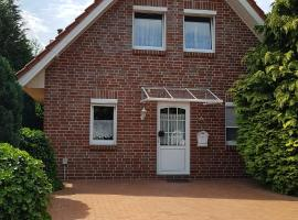 Komfort Ferienhaus am Alfsee, Rieste (Vörden yakınında)