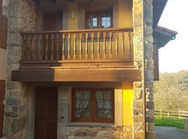 Casa el nene, Villar de Huergo (Llames de Parres yakınında)