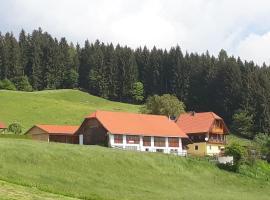 Ferienwohnung Dürnberger, Liebenfels