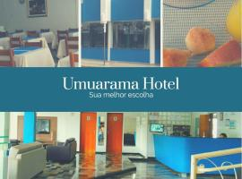 Umuarama Hotel, Uberlândia (Tupaciguara yakınında)