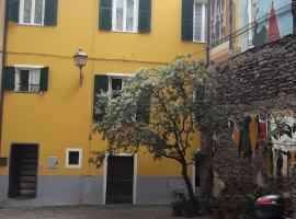 Casa in piazzetta, Badalucco
