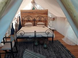 Plage Cachée - Glamping - Open space holiday home, Басина