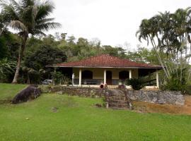 Sítio da Cachoeira -Arlindo, Jaconé