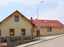Penzion Červeňáček, Polnička (Račín yakınında)