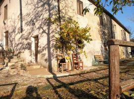 Casa di Emris, Le Ville (Tortigliano yakınında)