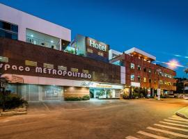 Hotel Metropolitano, Coronel Fabriciano (Timóteo yakınında)