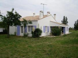 House Saint denis d'oleron - 8 pers, 110 m2, 6/5, Сен-Дени-д'Олерон (рядом с городом La Brée-les-Bains)