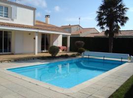 House La bree les bains - 6 pers, 120 m2, 4/3, La Brée-les-Bains
