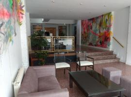 Hotel Milton, La Paz (San Javier yakınında)
