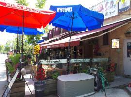 Kama's Inn Near Airport, Subway, Free Wifi, and Parking