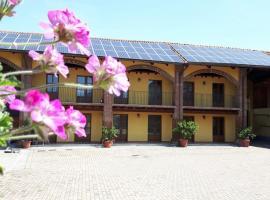 Agriturismo Cascina del Peso, Leinì (San Benigno Canavese yakınında)