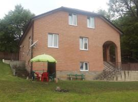GeoNat Tsemi Guest House, Tsemi (рядом с городом Kimotesubani)