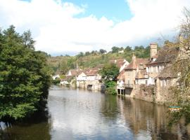 Saint Sauveur, Hérisson (рядом с городом Cosne-d'Allier)