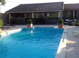 La Vila Real, Fronton (рядом с городом Grisolles)