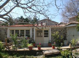 Arcadia Guesthouse, Eresos (рядом с городом Sígrion)