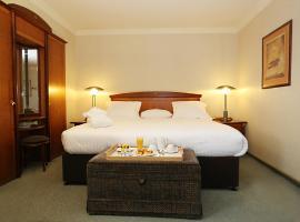 千禧國際巴黎查爾斯戴高樂酒店