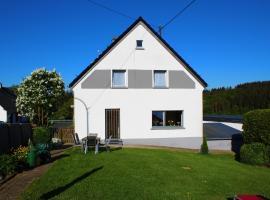 Holiday Home Ferienhaus Zenner, Tettscheid (Üdersdorf yakınında)