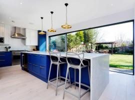 Veeve - Home By The Common, New Malden (рядом с городом Raynes Park)