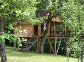 Treehouse Resnice -Mrežnica, Barilović