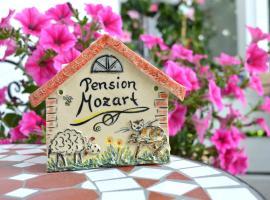 Pension Mozart, Ottobeuren (Sontheim yakınında)