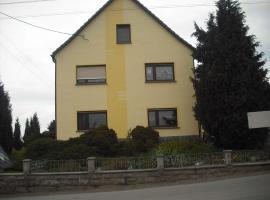 Ferienwohnung-Thierse, Stolpen (Lauterbach yakınında)