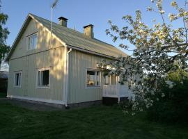 Willa Mustijoki, Laukkoski (рядом с городом Hinthaara)