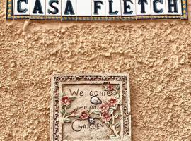Casa Fletch, El Salado