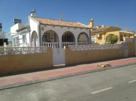 sierra golf, Мурсия (рядом с городом Сусина)